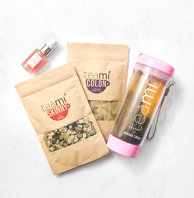 Teami Blends Best Teatox Results - It's not just tea, It's a Lifestyle