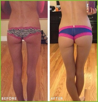 Squats: Before & After Transformations to Motivate You | Teami
