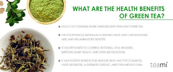 11 Ways Green Tea Improves Skin Complexion