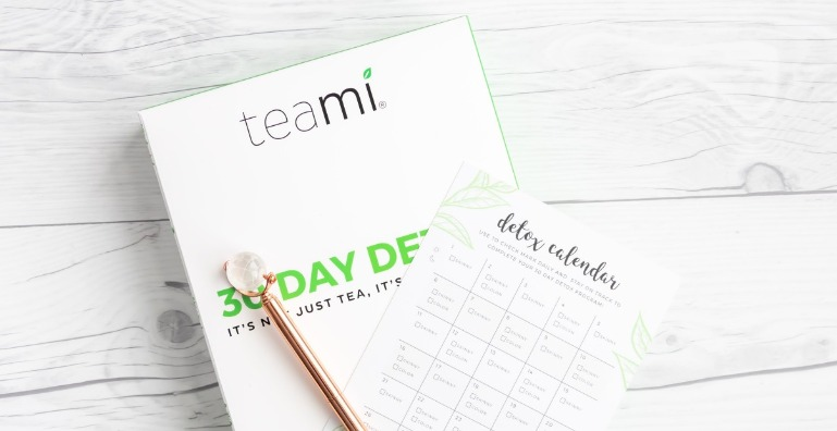 Teami 30 Day Detox Tea Pack