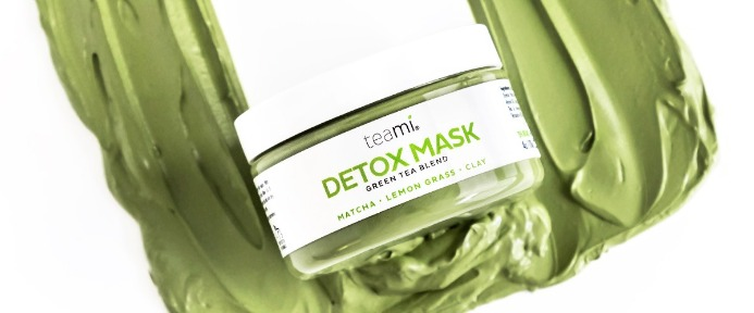 Matcha Green Tea Detox Mask